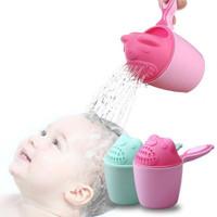 Gayung Mandi Cup Babby Shower / Gayung Keramas Bayi Motif Lucu K192
