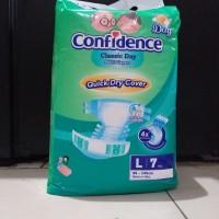Confidence Classic Popok Dewasa L7