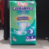 Confidence Classic Popok Dewasa XL6