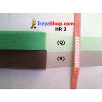 HorseHair / Yure Polos 5 cm (HR 2 Q-R)