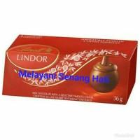 PROMO!! Lindt Lindor Milk Chocolate -Coklat Truffle Import