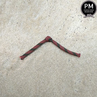 Tali Paracord 550 Series 7 Inner Strands 4 mm (Per Mtr) - Red Camo
