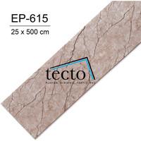 TECTO Plafon PVC EP-615 ( 25cm x 500cm )