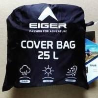 RAIN COVER DAYPACK/BACKPACK EIGER 25L