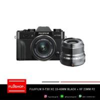 Fujifilm X-T30 Kit 15-45mm + XF 23mm F2 WR