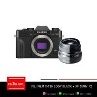 Fujifilm X-T30 Body Only + XF 35mm F2 WR