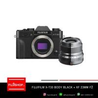 Fujifilm X-T30 Body Only + XF 23mm F2 WR