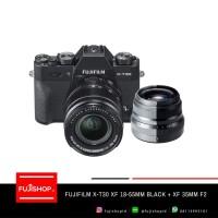 Fujifilm X-T30 Kit XF 18-55mm + XF 35mm F2 WR