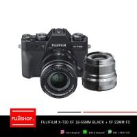 Fujifilm X-T30 Kit XF 18-55mm + XF 23mm F2 WR