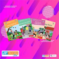 Paket Buku Tematik SD/MI K13 Kelas 2 Semester 1/ganjil