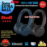 Sony WH XB700 / WHXB700 Wireless Extra Bass Headphones Original