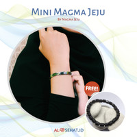 Mini Magma Jeju Free Gelang Ginsamyong