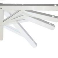 Siku Rak Lipat 20cm 8inch Shelf Folding Bracket