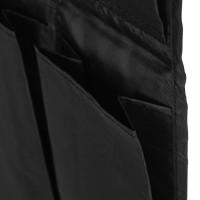 SKUBB, Tempat sepatu gantung 16 kantong, hitam