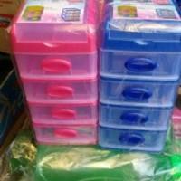 Laci Susun 5 Kecil Shinpo / Laci Mini / Mini Container / Laci Plastik