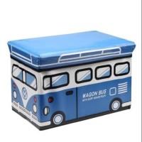 Kotak penyimpanan mainan toys 293/293 KiD storage BOX BUS