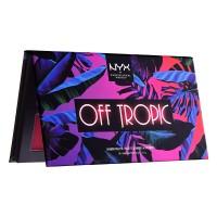 NYX Professional Makeup Off Tropic Shadow Palette - 01 Hasta La Vista