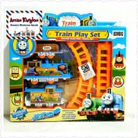 Mainan Anak Train Play Set Thomas Gaige Electric 877-33