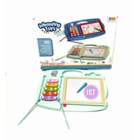Mainan Anak Magnetic Board Xylophone 8357