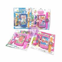 Mainan Anak Mainan Handphone Kacamata Jam tangan JH130
