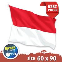 Jual Bendera Merah Putih 60x90 Kain Tebal Kemerdekaan Indonesia Kota Bekasi Nayyara Shop Tokopedia