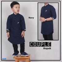 Harga couple anpak navy baju koko couple anpak fashion anpak pria | antitipu.com