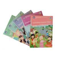 Paket Lengkap Buku Tematik 6 SD Kurikulum 2013 Edisi Revisi