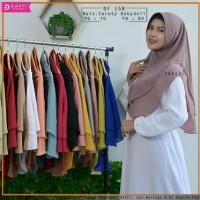 jilbab hijab bergo instan df 158 by daffi