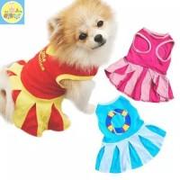 baju anjing dan baju kucing dress gaun hewan PET1019