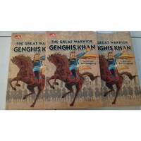 The Great Warrior -Genghis Khan