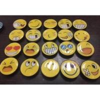 pop socket emoji pack plastik popsocket karakter smile motif emoticon