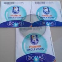 lensa anti blueray domas original bergaransi