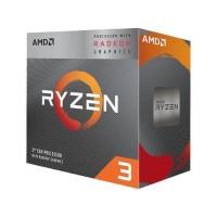 AMD Ryzen 3 3200G 4-Core Up To 4.0Ghz Radeon Vega 8 Graphics AM4 [BOX]