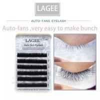 volume eyelash / auto fan eyelash extension lagee