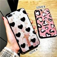 Love Gold Hard Case F9 Realme 2 2 Pro C1 U1 M20 J2 Prime A7 2018 Redm