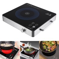 2200 W Kompor Induksi Listrik Cooktop Kitchen Burner Portable Home 0