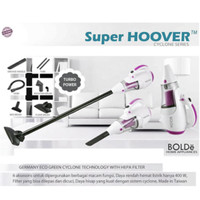 Vacuum Cleaner Bolde Super Hoover Cyclone Original
