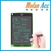 "LCD Drawing Writing Tablet Anak dan Dewasa 8.5""   Papan Tulis Gambar"