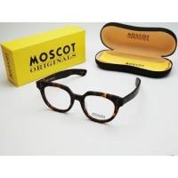 kacamata minus moscot Vilda tortoise kw super paket lensa phocromic