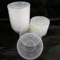 Aeco mangkok B 200ml@25pcs/mangkok plastik/thinwall 200ml/mangkok200ml