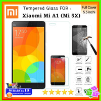 Tempered Glass Xiaomi Mi A1 (Mi 5X) (5.5 inchi Full Cover)