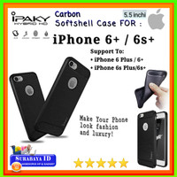 "Casing SoftCase iPaky iPhone 6 Plus/6s Plus (5.5"") 