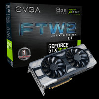 VGA EVGA GTX 1070 8GB DDR5 GAMING FTW2 DT