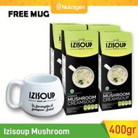PROSANA IZISOUP Instant Soup (4 Box) + Free Gift