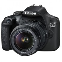 CANON EOS 1500D 18-55M IS II
