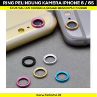 Ring Camera Iphone 6/6s / Pelindung Kamera / Lens Protector