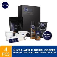 NIVEA MEN x Gordi Coffee - Exclusive Collaboration Espresso Package