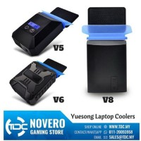 Kipas Pendingin Eksternal USB Mini untuk Laptop Notebook PC