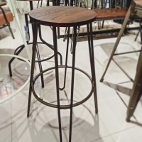 MANLEY BAR STOOL - KURSI BAR INFORMA - KURSI CAFE