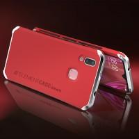 Vivo Y85 Z1 Z1i V9 Z3 Z3i V11i Full Protection Metal Back Cover Case